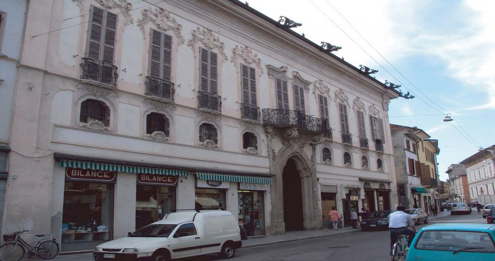 Palazzo Stanga Rossi di San Secondo