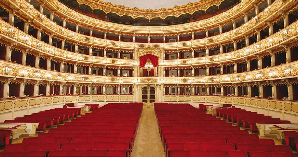 Teatro Amilcare Ponchielli