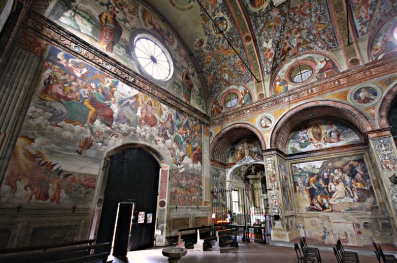La chiesa di Santa Maria delle Grazie