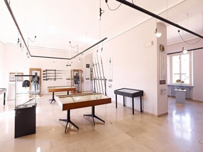 The Civic Museum in Pizzighettone