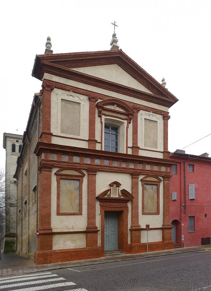 La chiesa della Trinità