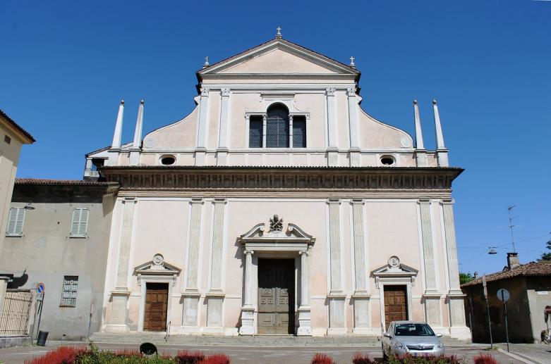 Church of St. Peter on the Po