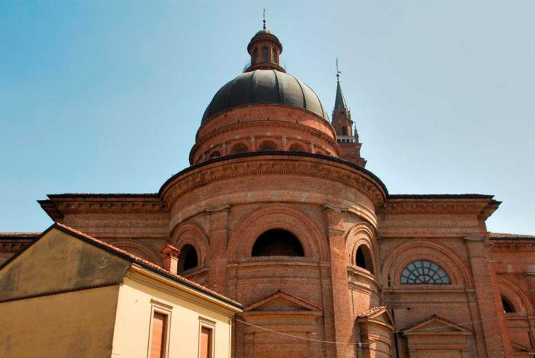 Duomo di Casalmaggiore, Chiese Cremona