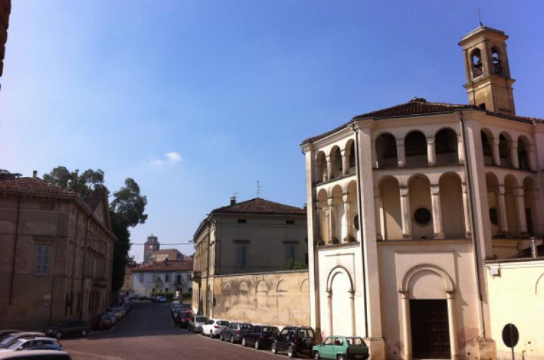 Monastero Santa Chiara, Chiese Cremona