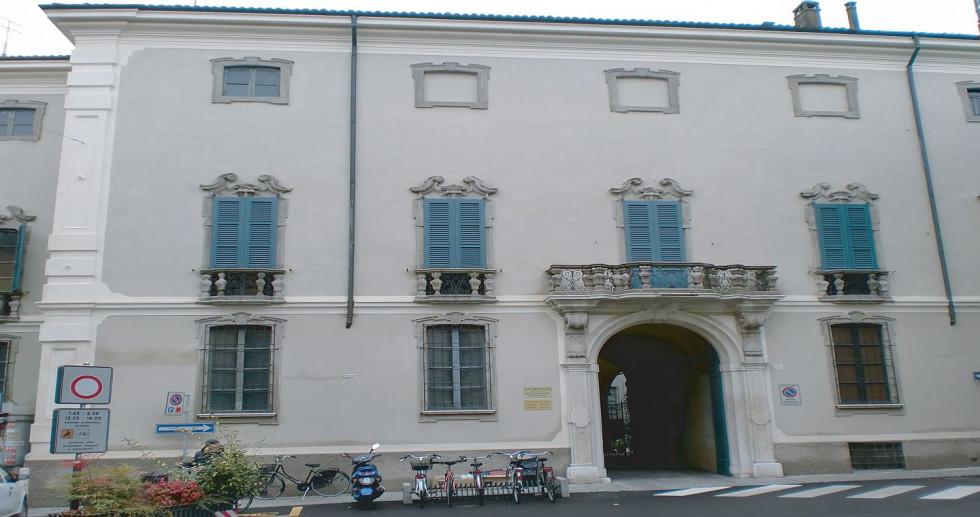 "Palazzo Stanga ""alle punte"""