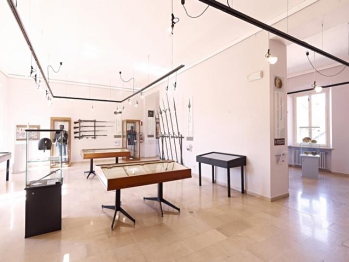 Il Museo civico di Pizzighettone