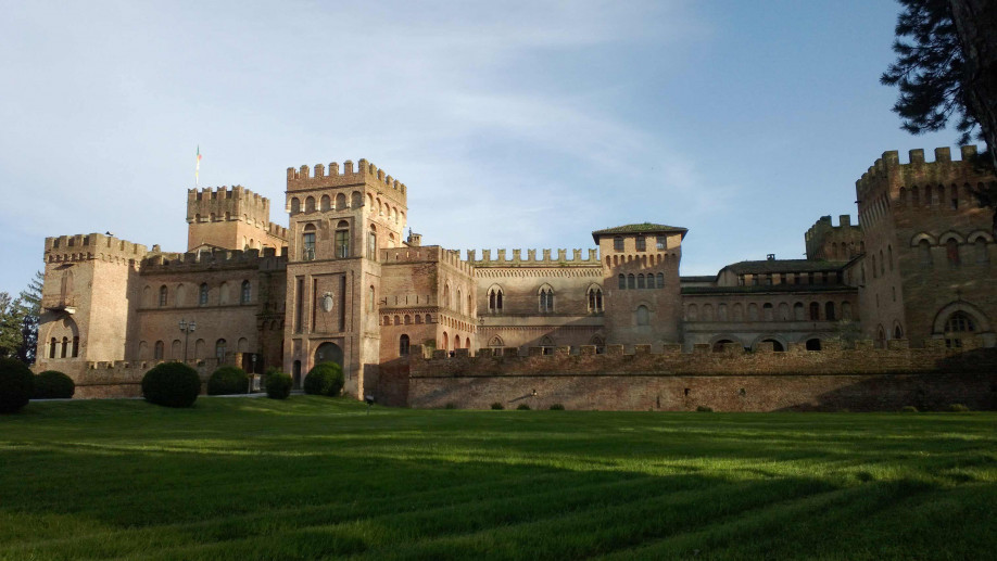 San Lorenzo Castle
