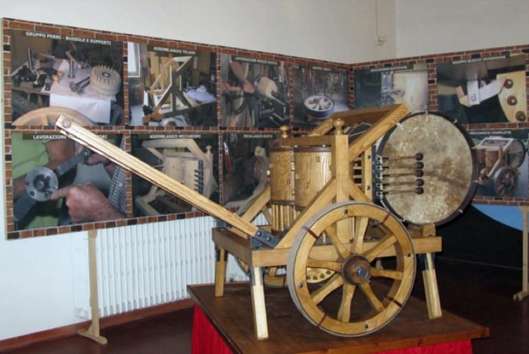 Il Museo Amarcord a Torricella del Pizzo