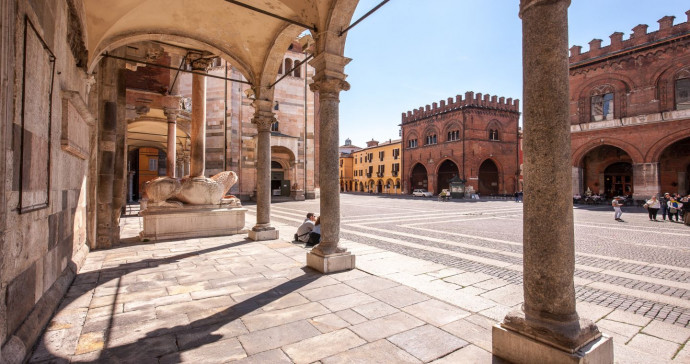 A Welcome Card to visit Cremona