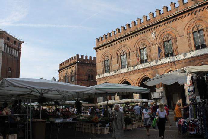 Il mercato di Cremona