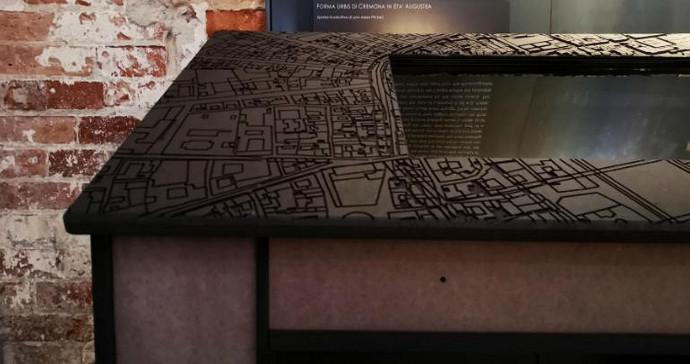 Mappa interattiva per la Cremona Romana