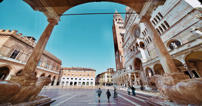 Visiting Cremona is cheap!