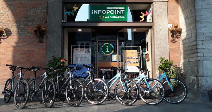 L'Infopoint di Cremona al servizio del turista!