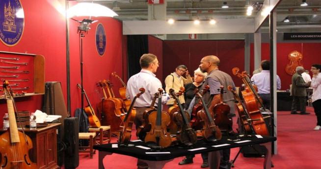 Cremona Musica International Exhibitions
