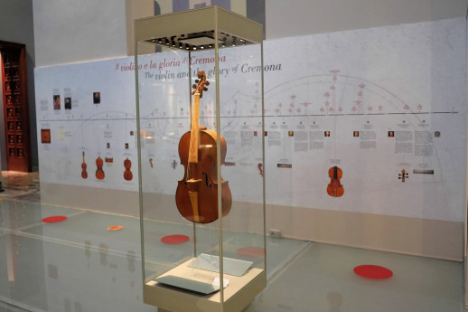 Ottobre al Museo del Violino