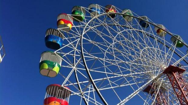 Luna Park di San Pietro