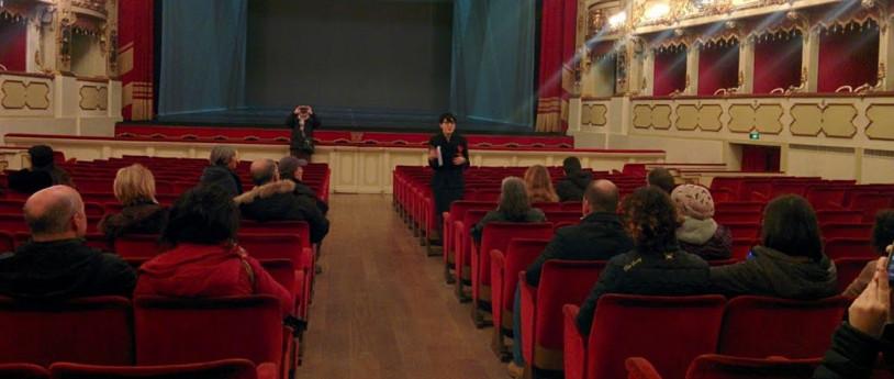 Visitare il Teatro A. Ponchielli