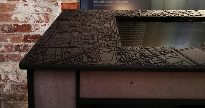 Interactive map of the Roman Cremona