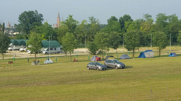 Torna a vivere il campeggio di Cremona