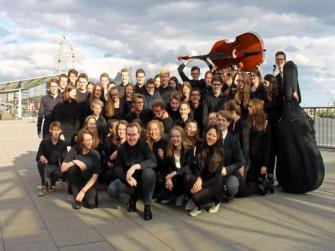 Hamburg State Youth Symphony Orchestra (D)