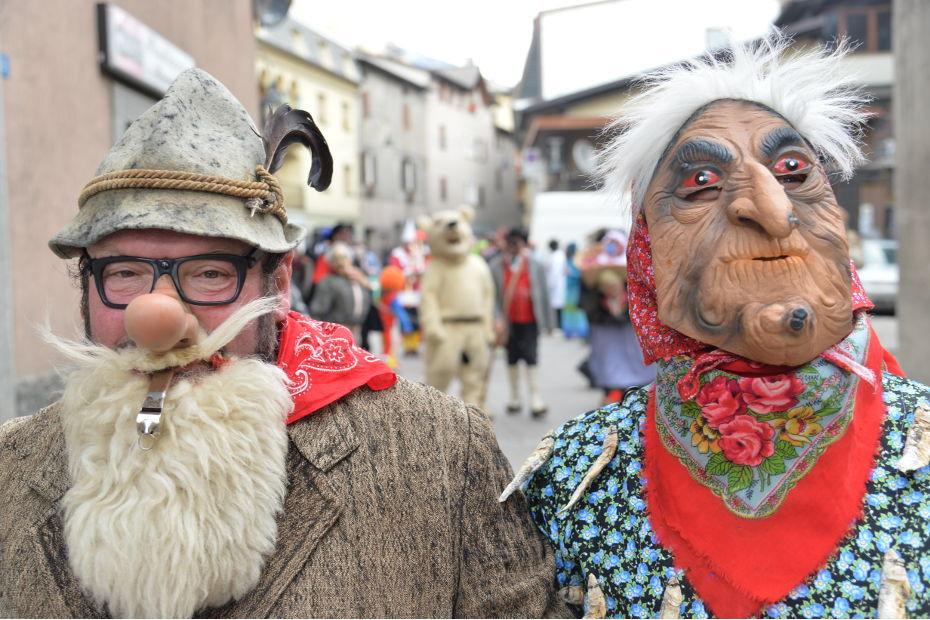 Il Carneval Vecc di Grosio (SO)