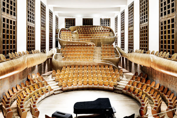 Auditorium Giovanni Arvedi, Museo del Violino