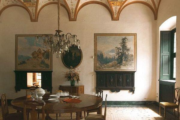 Villa Albergoni, Moscazzano